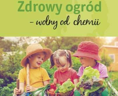 Zdrowy ogród - wolny od chemii